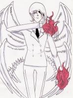 The Butler In White