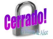 :CERRADO: