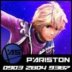 Pariston