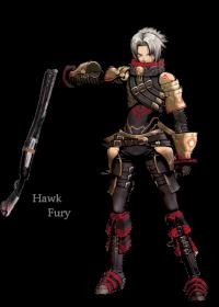 Hawk Fury