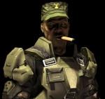 sergant major Jhonson