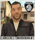 [LIONSCREST]Markman