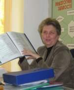 Светлана Бакланова