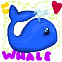 >-(__.)<(Whale!)