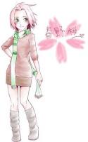 Сакура Харуно