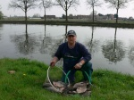 La pêche de la carpe en batterie 71-54