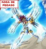 Koga de Pegasus