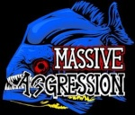 massive aggression