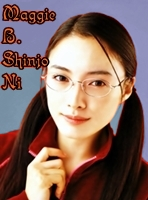 Maggie Brush Shinjo Ni