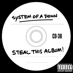 Steal This Album [2002] 88090510