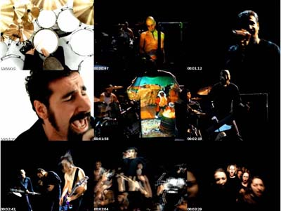 SOAD Videography Toxici13