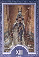 Anubis, God of Death