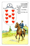 Carte 1 - Le cavalier 1438387445