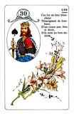 Carte 1 - Le cavalier 3464454558
