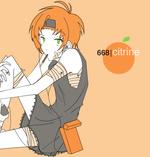 668-Citrine