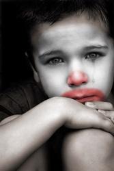 الساحر الحزين