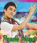 Panda-Heart