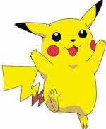 It's pikachu