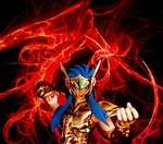Saint Cloth Myth EX - Cavaleiros de Bronze com as Armaduras de Ouro 36-44