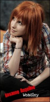 Roxanne Angeline Weasley