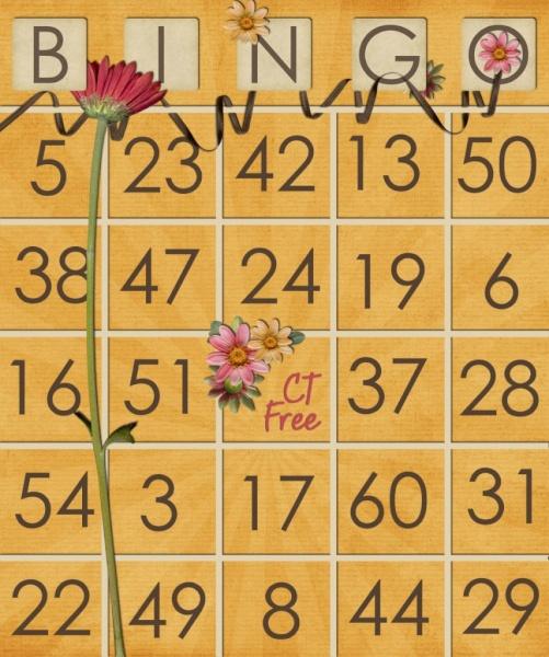 Best Decorated Bingo Card Contest July 8th Ctm_bi10_600x600