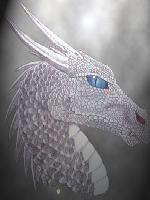 Jack the silver dragon