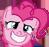 Pinkie Pie Grin
