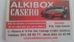 ALKIBOX CASERO