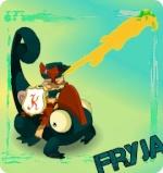 Fryja