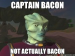 Captain Bacon