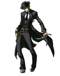 Hazama Terumi