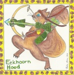 Eekhoorn Hood