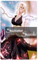 Suzume Suzuki