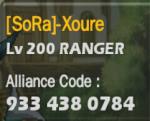 [Sora]-Xoure