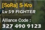 [SoRa] S-Kro