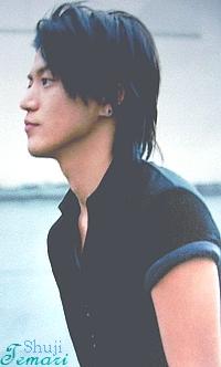 Shuji Temari