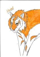 Akemi The Tiger (c)