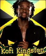 Kofi Kingston//the best