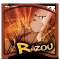 Razor-blood