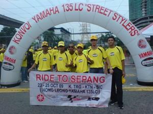 Report MOTO GP SEPANG 2009 110