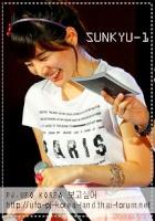 {Sunkyu~1♥}
