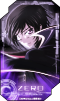 Lelouch Lamperouge zero