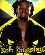 Kofi Kingston//the best