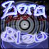 Zora bleu