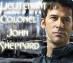 L.Colonel John Sheppard