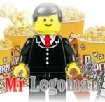 Mr legoman