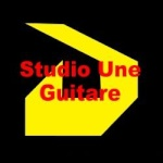 studio une guitare