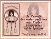 des ondes positives