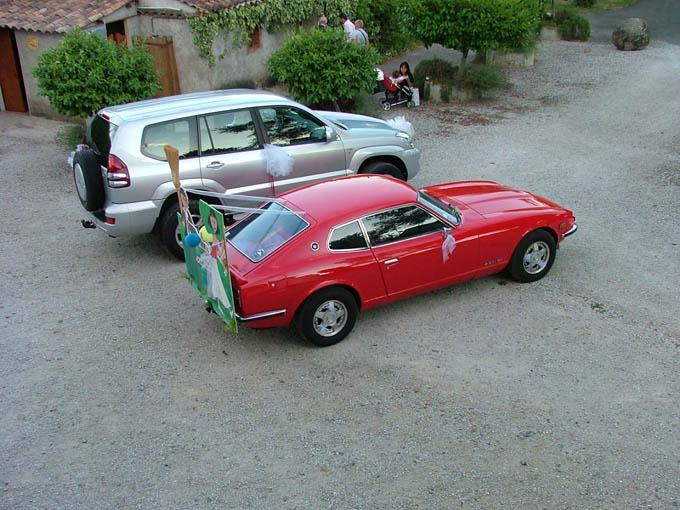 Une voiture balai Datsun12
