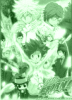 Tsuna and his friends end up 10 years in the future because of Lambo's ten year bazooka! One of the best story arc's there is!